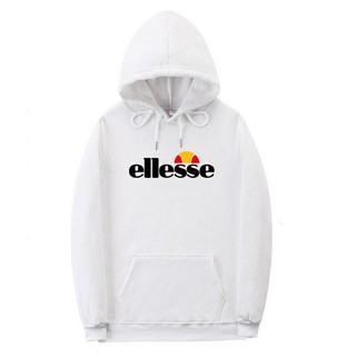 e2ee4ad5 Men Women New Fashion Ellesse Sweater-shirt Loose Sports Pullover ...
