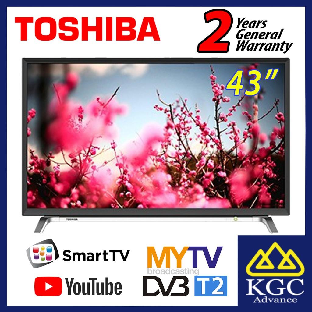 Toshiba 43 inch Smart Full HD LED TV 43L5650VM