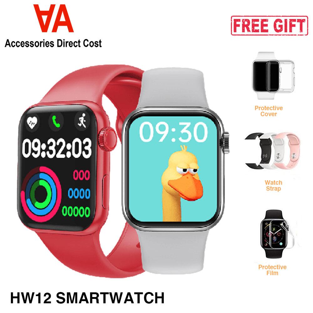 HW12 Smart Watch Six Generation, Heart Rate Monitoring, Sports Bluetooth Call