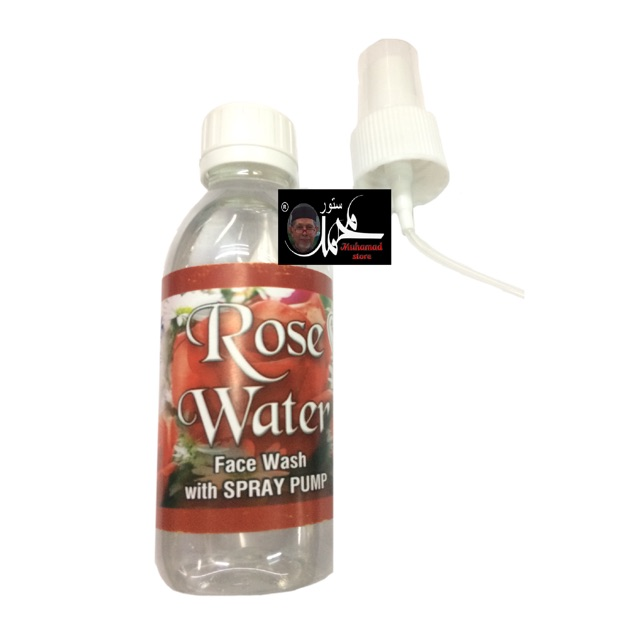 Rose Water Botol Spray 120ml