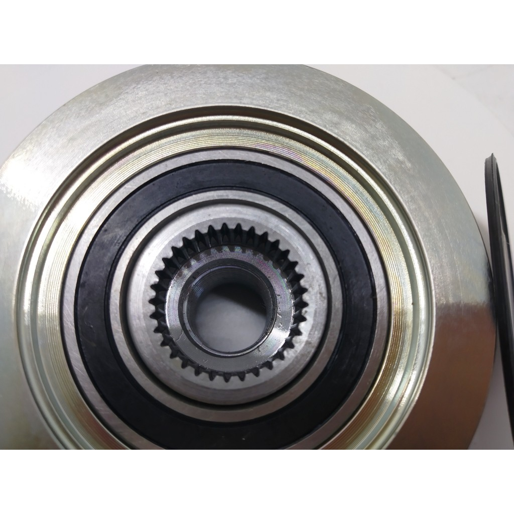ALTERNATOR CLUTCH PULLEY FOR TOYOTA HILUX KUN 25 , 27060-0L020, 27060-0L021, 27060-0L022, TOYOTA HILUX D4D 2004-2012