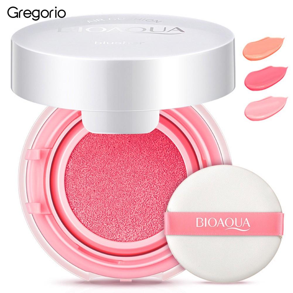 Gregorio01 Fashion BIOAQUA Nude Blusher Contour Makeup