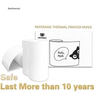 RB】3 Rolls 57x30mm Heat Sensitive Thermal Printing Paper