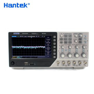 Hantek 6254BE Digital Storage Oscilloscope 4 Channels 250Mhz Bandwidth USB  PC