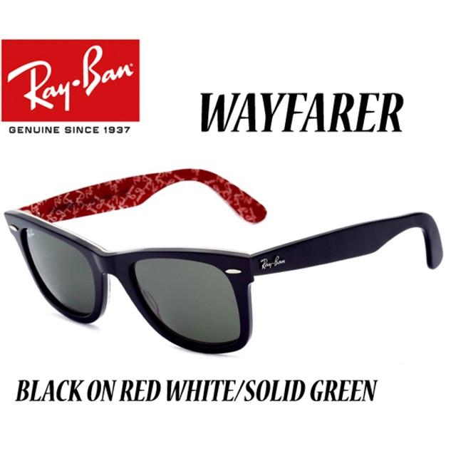 09bfdd4ba Wayfarer Sunglases Copy Original One to One 2140 1016 Black on ...
