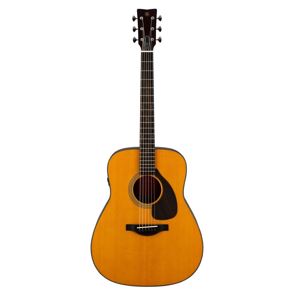 Yamaha FGX5 41 Dreadnought Solid Sitka Spruce Top Acoustic Guitar With Pickup (FGX 5)