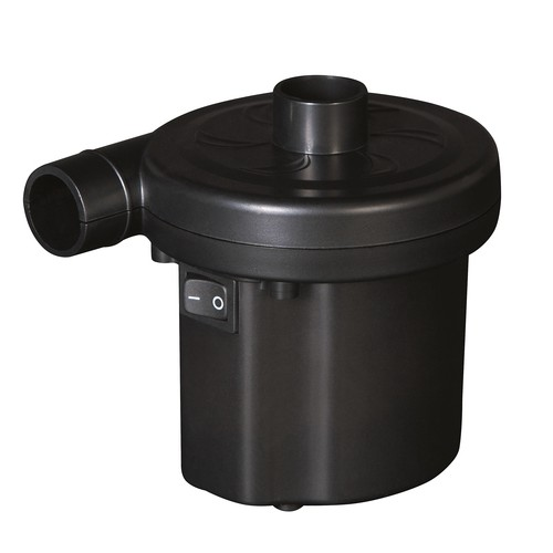 BESTWAY SIDEWINDER AC/DC ELECTRIC AIR PUMP FOR INFLATES OR DEFLATES FUNCTION SWIMMING POOL OR AIR BED 62076