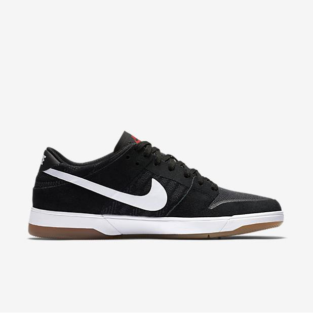 Nike SB Zoom Dunk Low Elite Black Skateboarding Sneaker 864345-019 Size 7.5