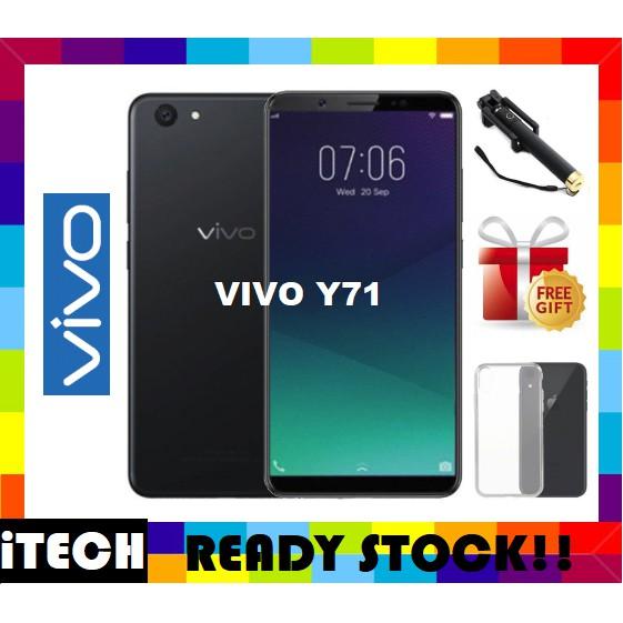 vivo Y71 Price in Malaysia & Specs | TechNave