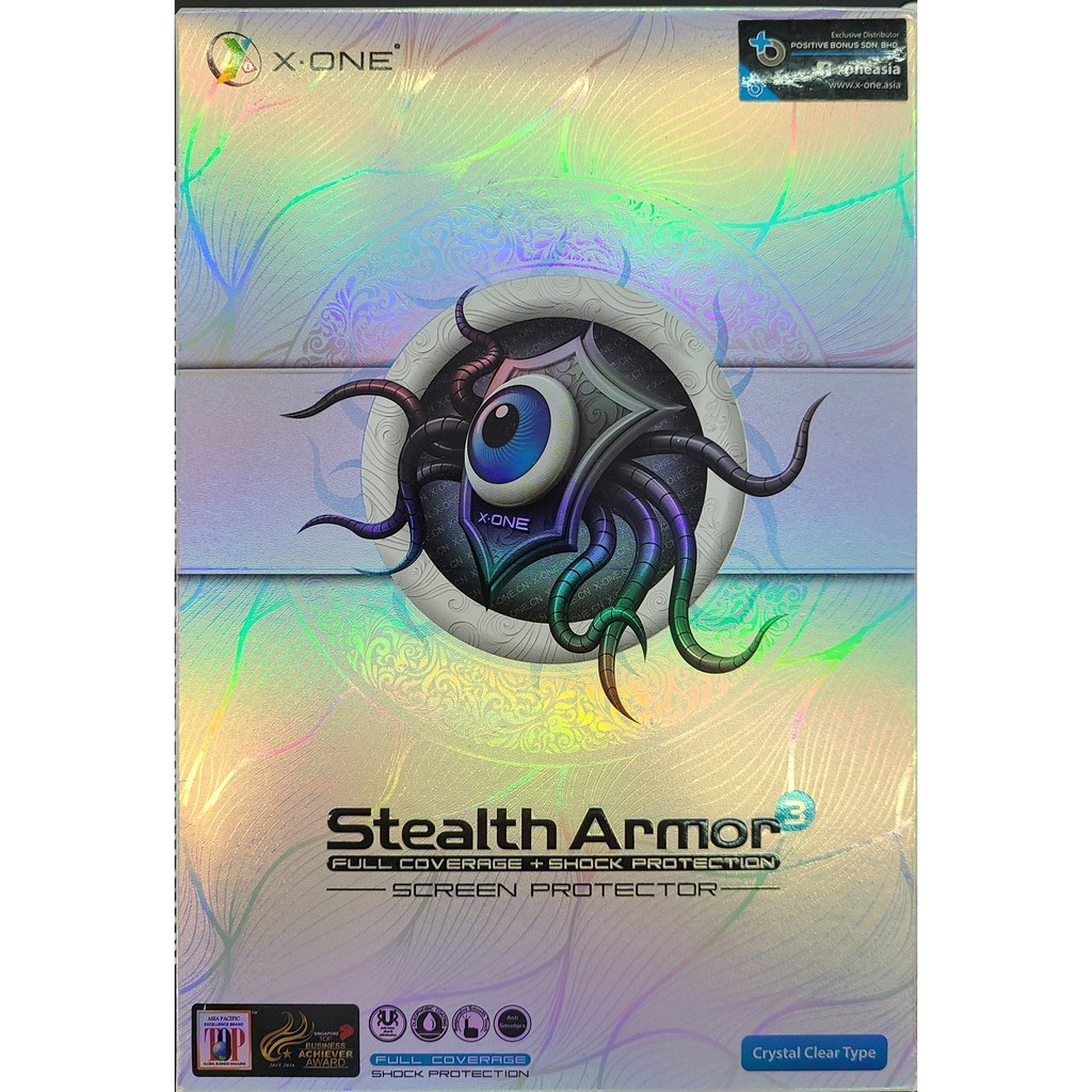 X.One Stealth Armor 3 Xperia 10, 10 Plus, 10 II Clear / Matte Hydrogel Screen Protector