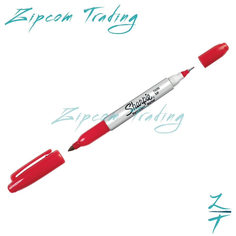 Sharpie® Twin Tip Permanent Markers Pen