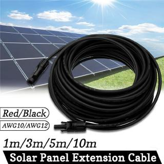 10mm Twin Core Solar Power Cable PV Photovoltaic Buy Per 10 Meter 10m