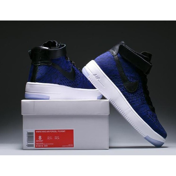 69ba64332426a cod nike AIR FLYKNIT Air Force high to help cod nike reprinted Air Force One  lin | Shopee Malaysia