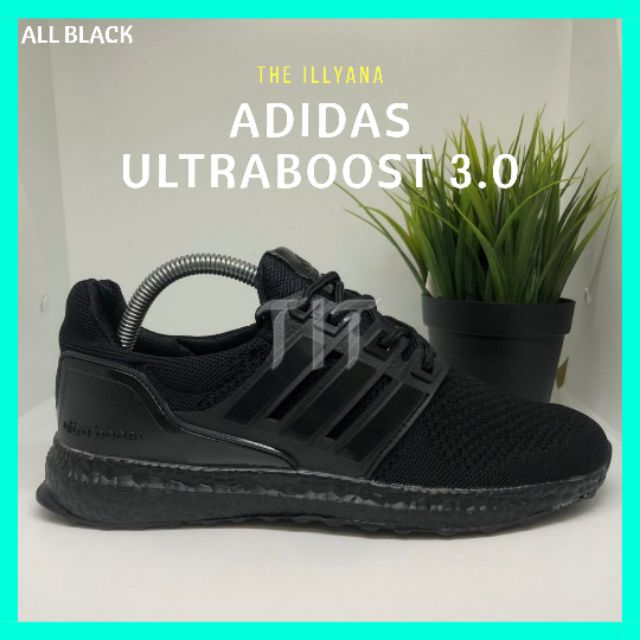 750f99a5 ProductImage. Oops! Your browser is not compatible with Shopee Video :-(  [READY STOCK] ADIDAS ULTRABOOST 3.0 ALL BLACK