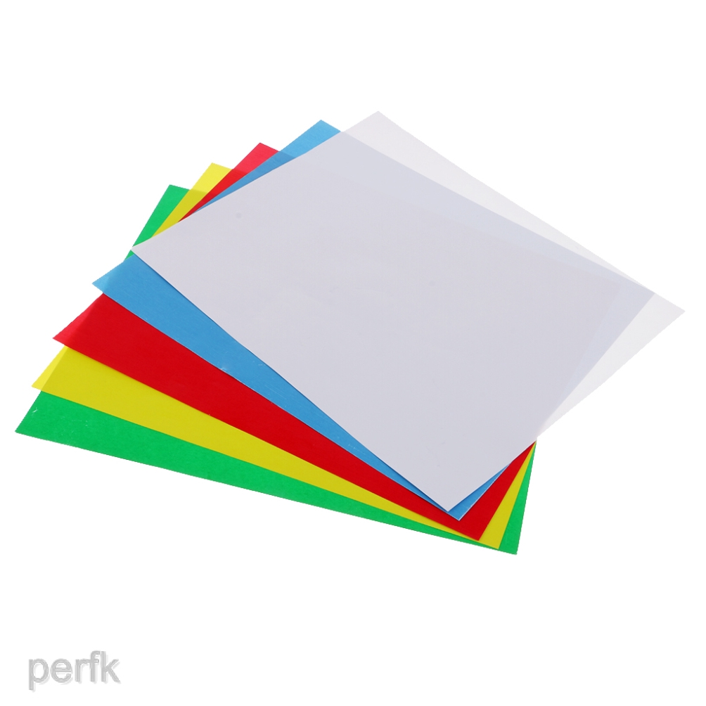 """5 Colors Tracing Paper Sewing Transfer Paper DIY Pattern Making Paper 9\""""x11\"""""""