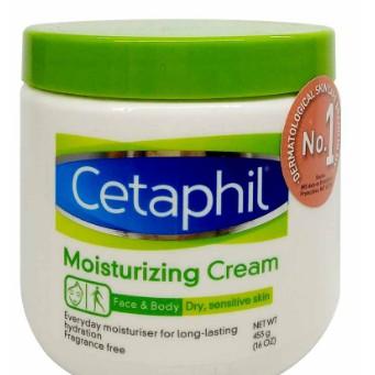 Cetaphil Moisturizing Cream (453g)
