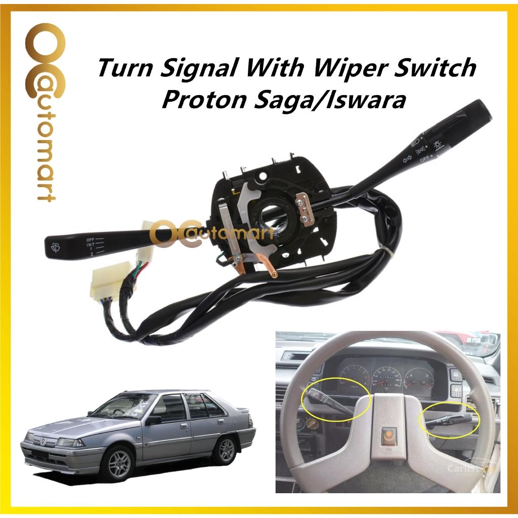 Proton Turn Signal with Wiper Switch For Proton Iswara Proton Saga