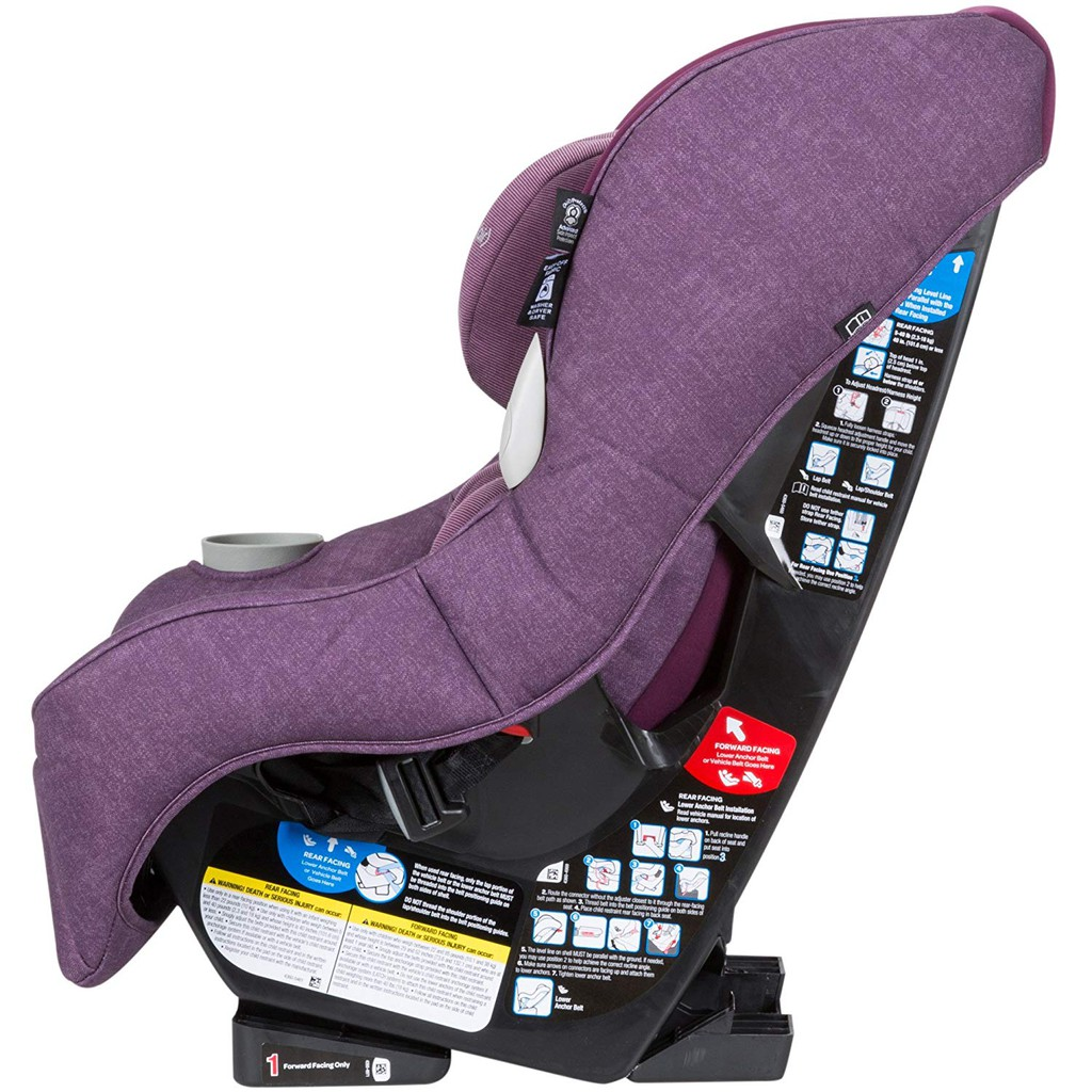 Free Shipping!! Maxi-Cosi Pria 85 MAX Convertible Car Seat in Nomad Purple New!