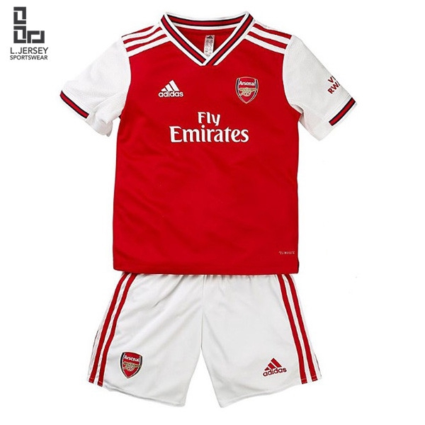 Arsenal Kid Home Season 19/20 CLIMALITE Fans Jersey