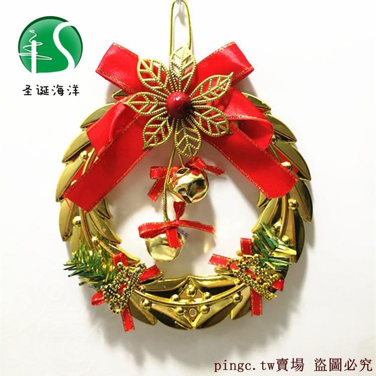 Small Christmas Wreaths.Christmas Decorations 15cm Bells Small Christmas Wreath Christmas Door Wall Hang