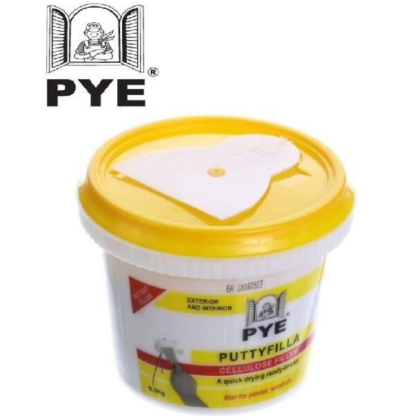 PYE PUTTY FILLA WHITE 0.5KG