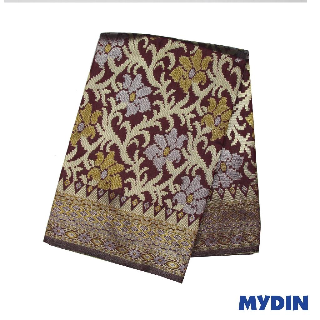 "Men Sampin - Purple Gold with Designs (2.25m X 36"") 0819PECDD01 #Raya"