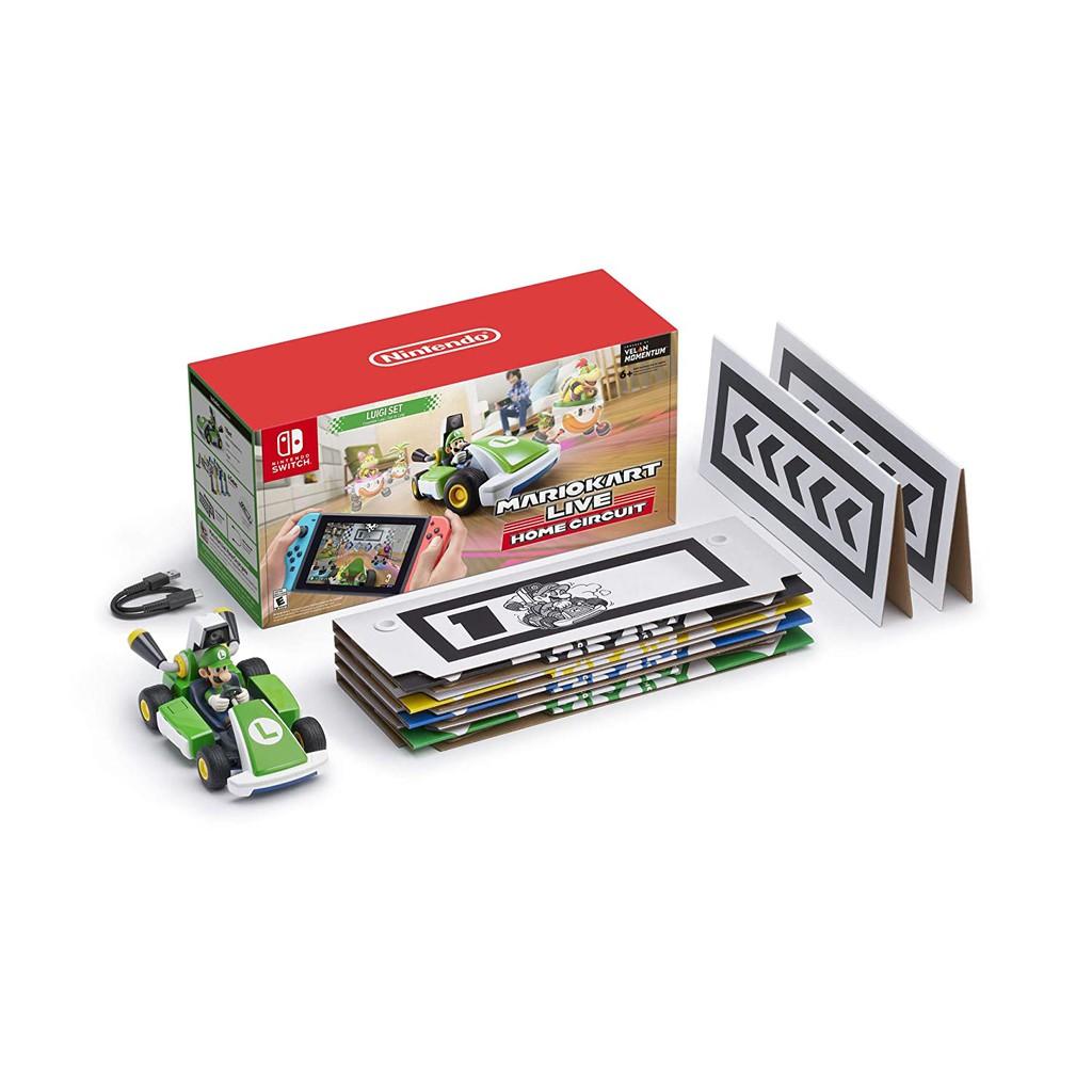 Mario Kart Live Home Circuit -Mario Set /Luigi Set (Nintendo Switch)