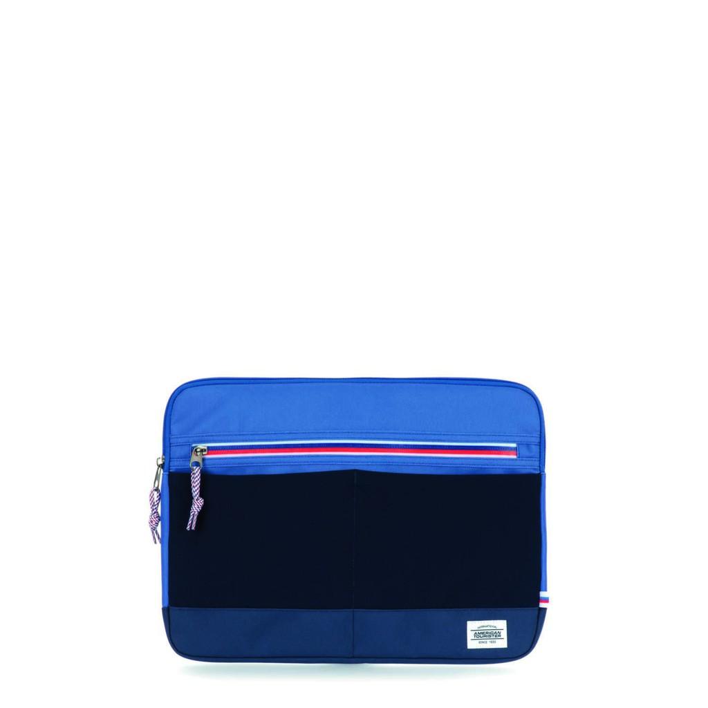 American Tourister KIPTON LAPTOP SLEEVE L-CLASSIC BLUE