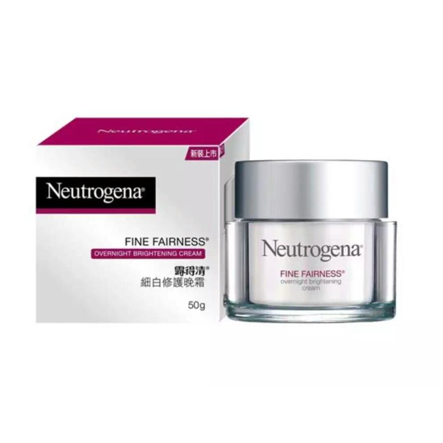 Neutrogena Fine Fairness Cream