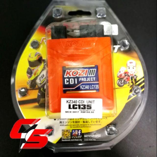 Yamaha LC135 Kozi Racing CDI UNIT (NO CUT OFF)