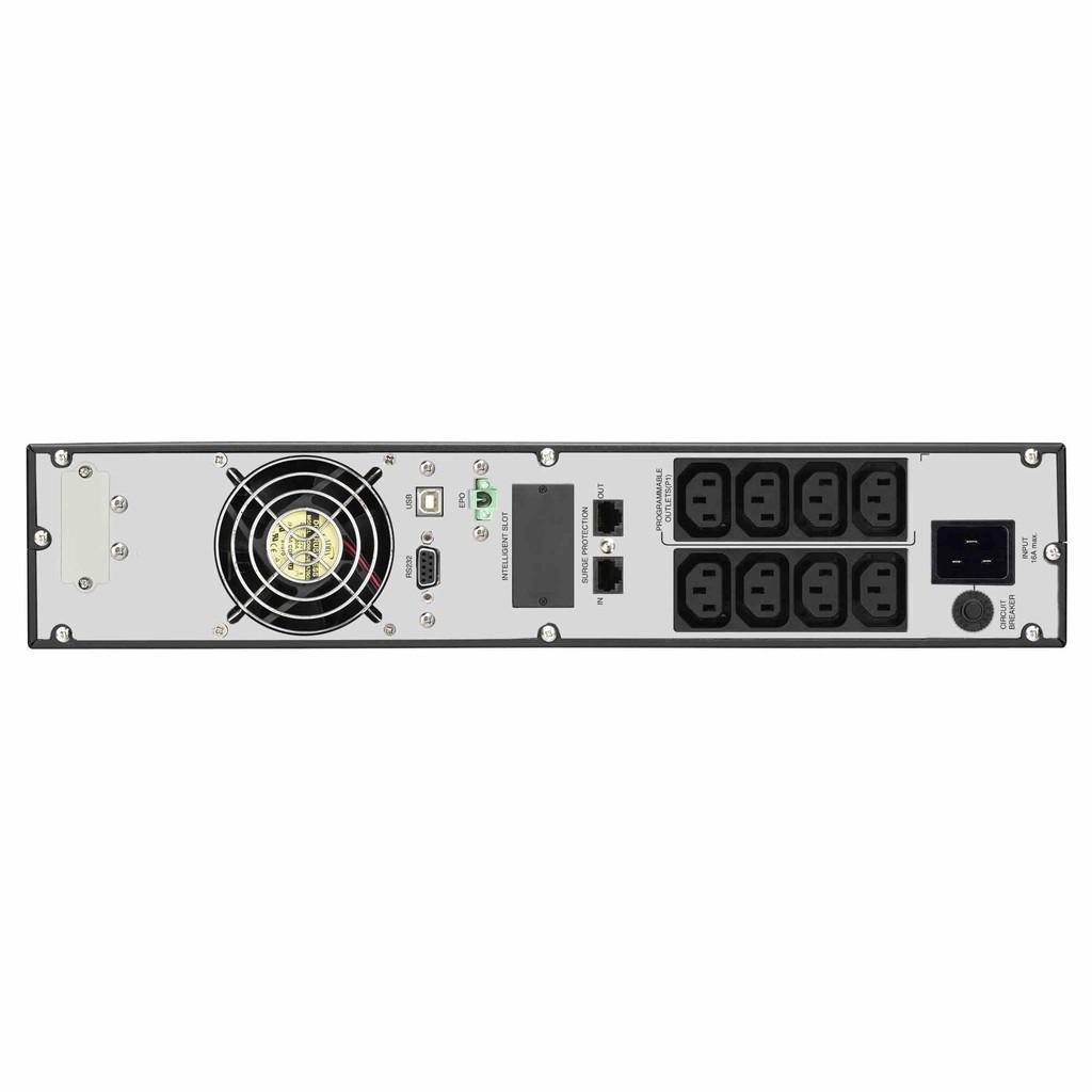 PROLiNK 2KVA / 1800W Pure Sine Wave Rack/Tower Online Smart UPS with AVR PRO802ERS