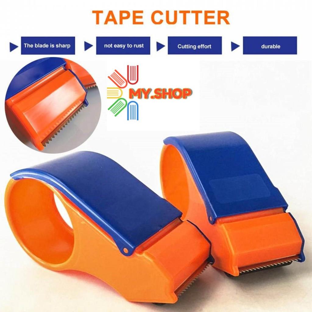 Plastic Sealing Handle Tape Dispenser
