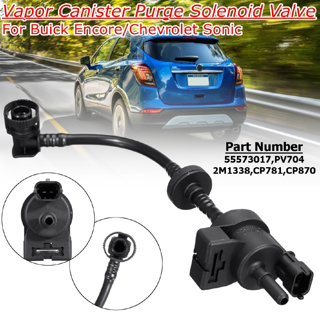 Vapor Canister Purge Solenoid Valve For Buick Encore Chevrolet Sonic Trax  Cruze
