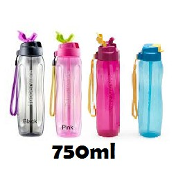 Tupperware eco bottle with straw - 1 pc