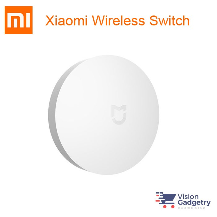 Xiaomi Smart Home Smarthome Wireless Switch WXKG01LM