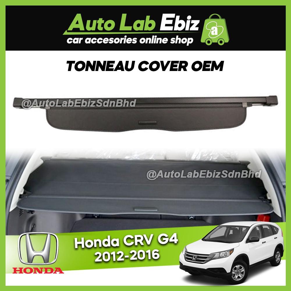 Tonneau Cover OEM Honda CRV G4 2012-2016