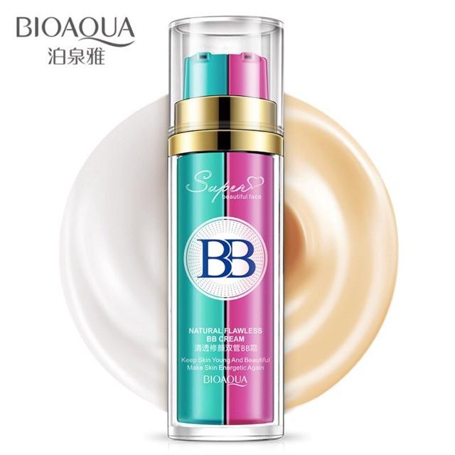 BIOAQUA~Natural Concealer Radiation-free CC Cream 40g 17743 | Shopee Malaysia