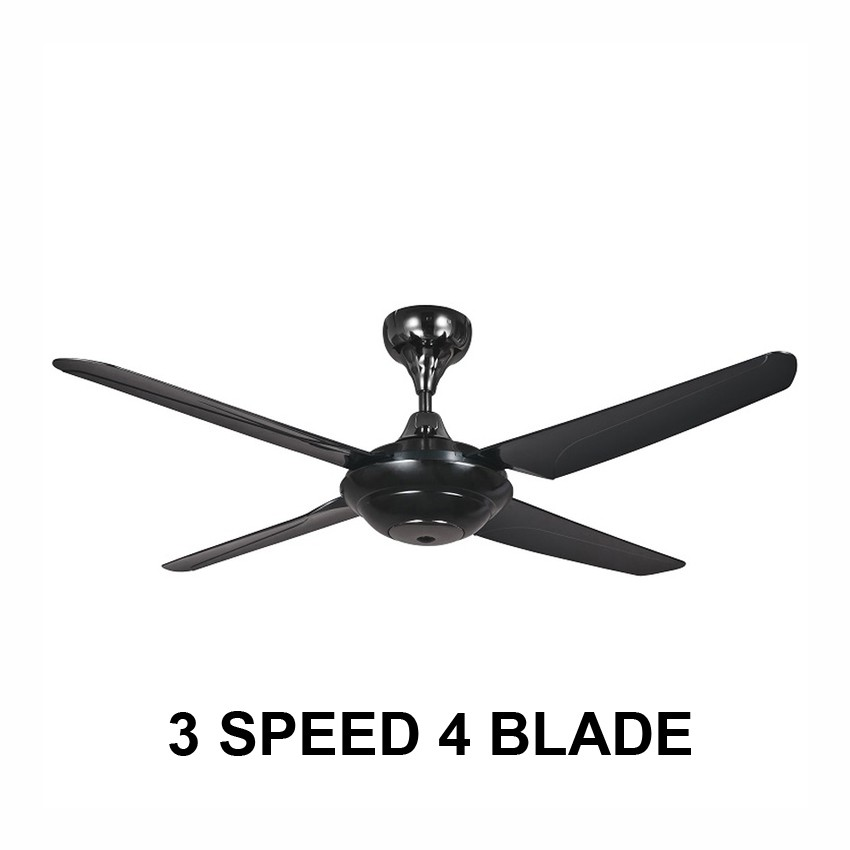 Deka Ceiling Fan 56 Strong Wind With Remote Control 3 Years Warranty Ee Malaysia