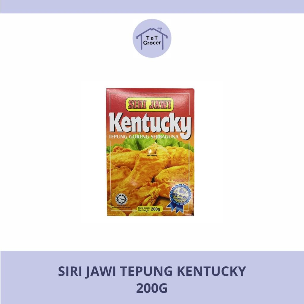 Siri Jawi Tepung Kentucky (200g)