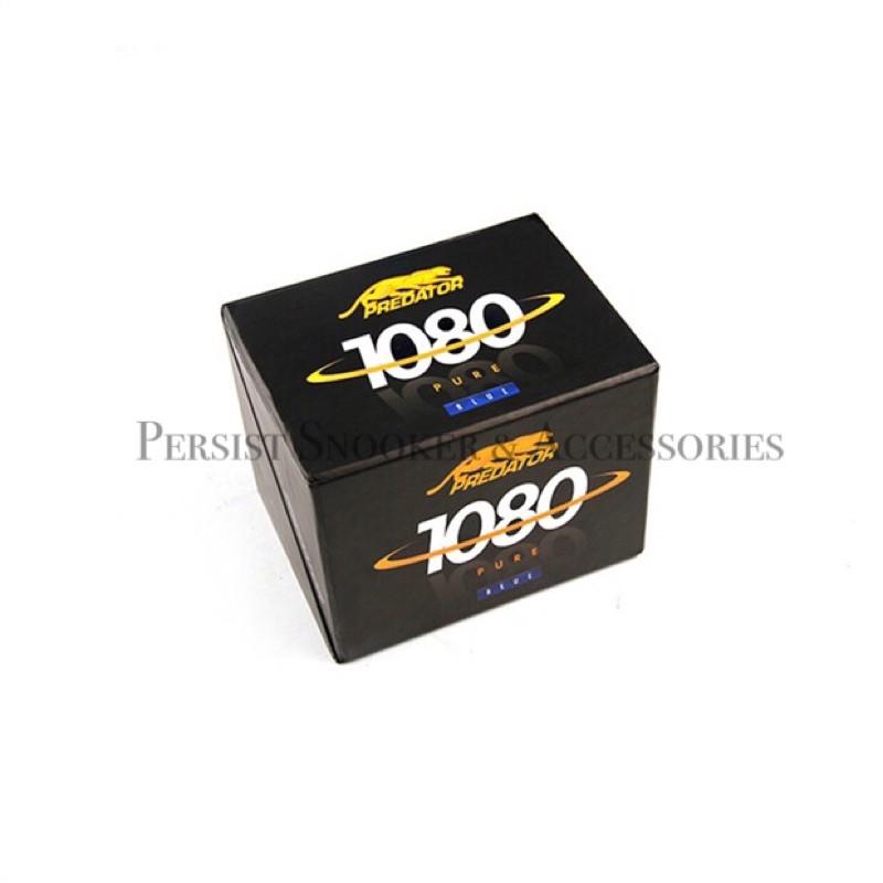 PREDATOR 1080 PURE CHALK (Snooker & Pool)