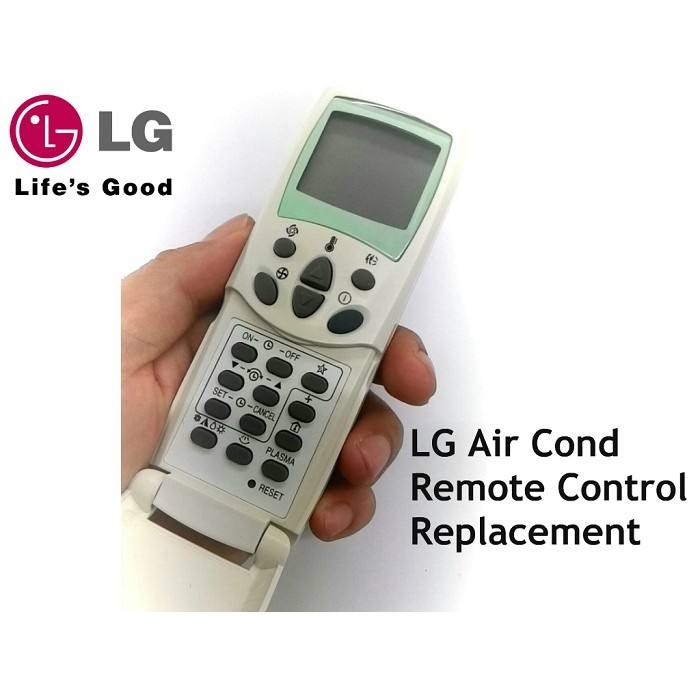 LG Air Conditioner Remote Control Compatible for LG air Cond