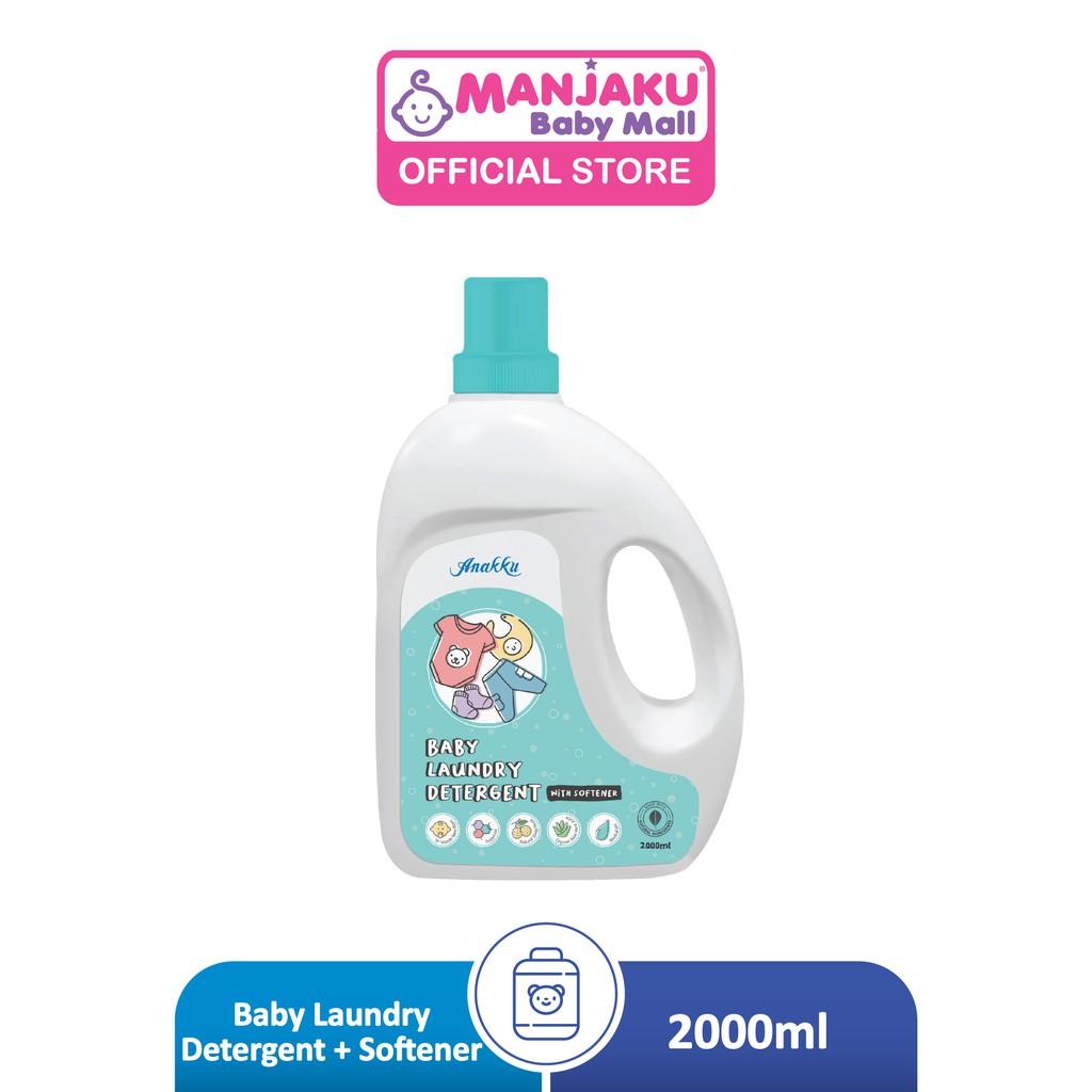 Anakku Laundry Detergent with Softener (2Liter)