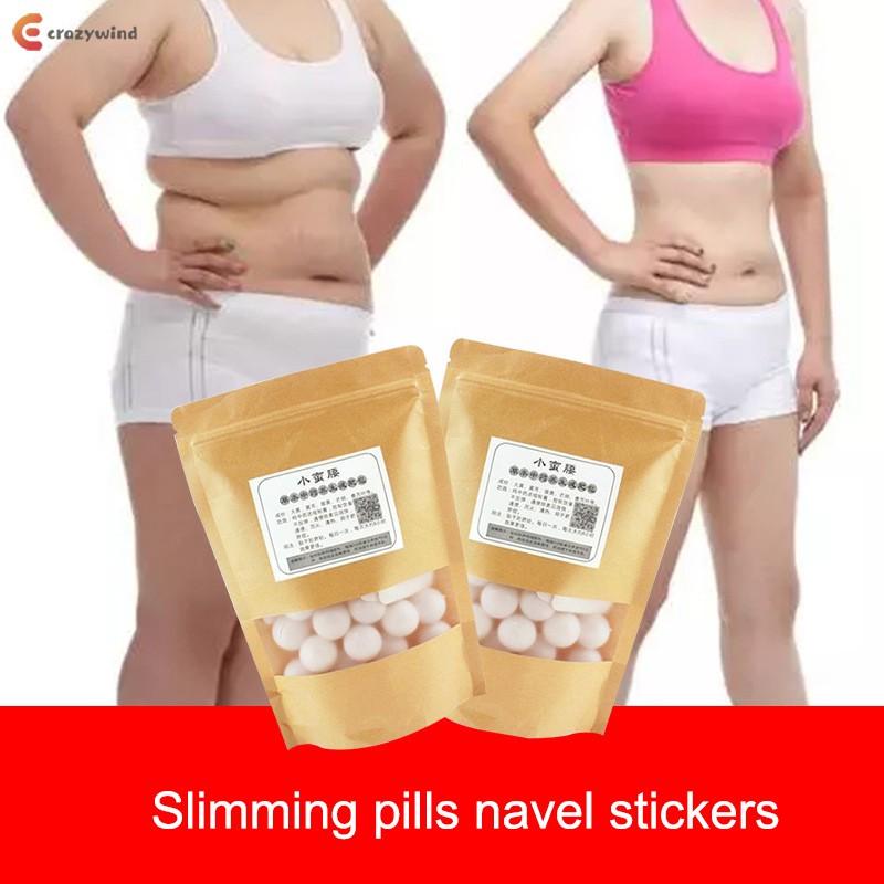Slimming Pill Patch Abdomen Navel Fat Burning Lose Weight Slim Abdomen Patch