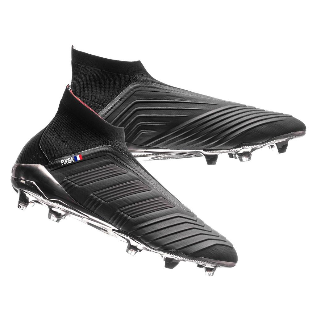 2726586998e89 100% Authentic - adidas Predator 18+ FG AG Nite Crawler - Core Black ...