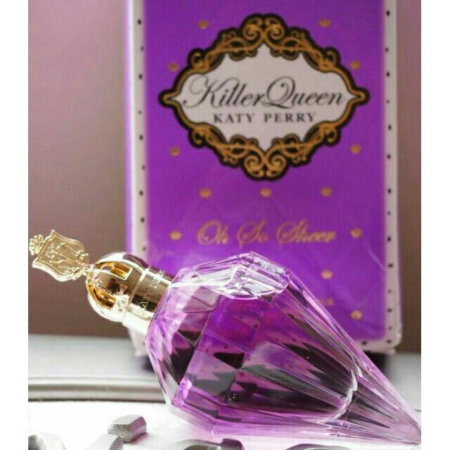 df125f21d **Original** Katy Perry Killer Queen Oh So Sheer 100ml Edp Spray | Shopee  Malaysia
