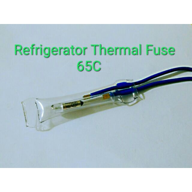 65C Refrigerator Thermal fuse thermofuse
