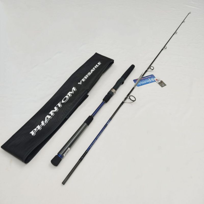 ROD, DAIWA PHANTOM VERSATILE SPINNING (BUTT JOINT) 2020