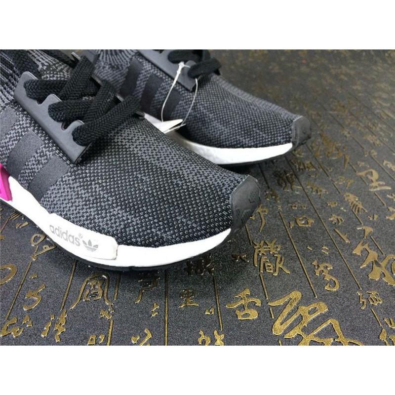 Adidas NMD R1 W PK 'Core BlackShock Pink'