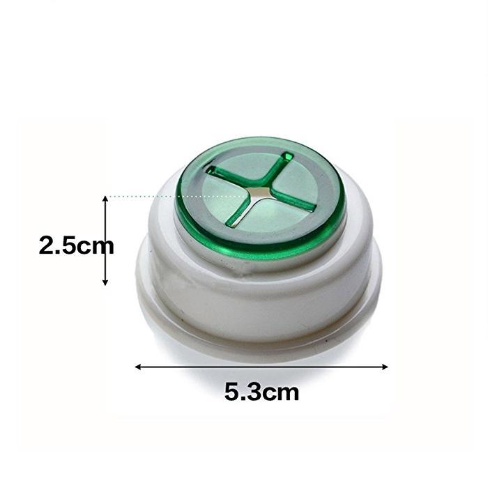 SHIP SELANGOR: 2PCS/SET Tea Towel Holder Push In Rubber Dish Cloth Kitchen Tea Towel Rack (Buy 1 Get 1 Free)