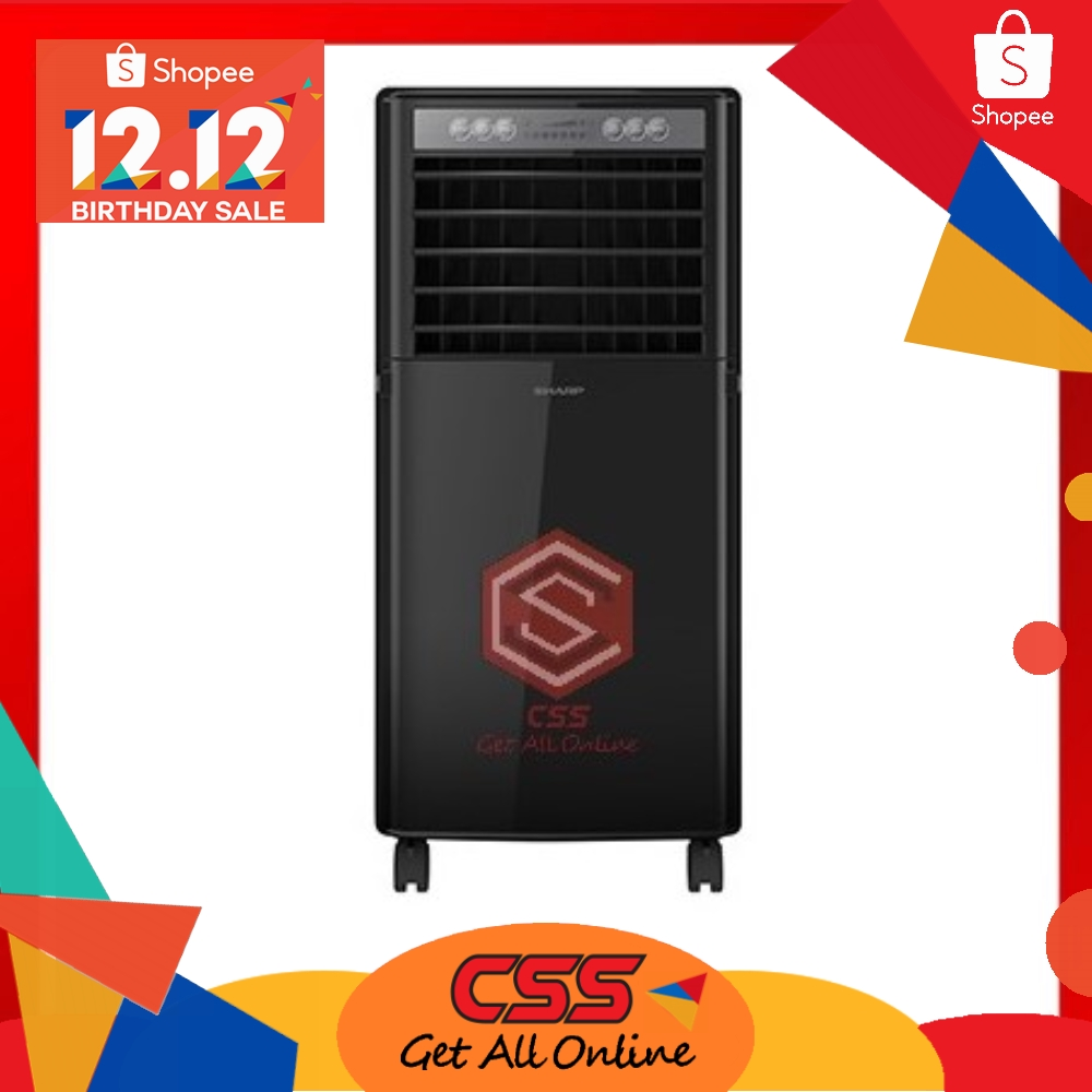 Sharp Air Cooler - 7L PJA77TVB (Black)